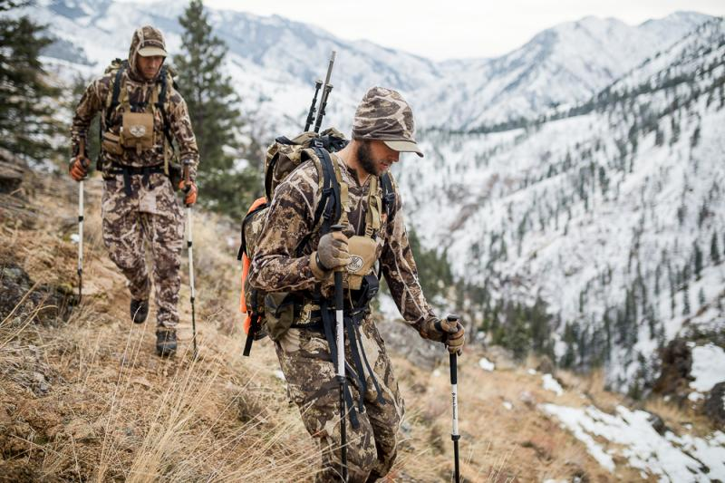 Trekking Poles for Backcountry Hunting